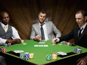 วิธีเล่น poker